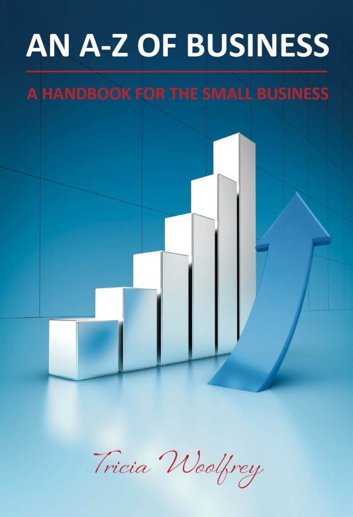 An A-Z of Business by Tricia Woolfrey